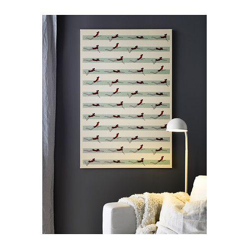1000 images about ikea art on pinterest artworks style - Tableau zen ikea ...