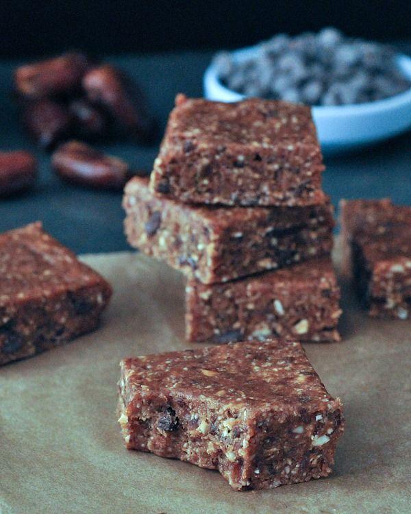 Cookie Bites - No Bake, No Stovetop