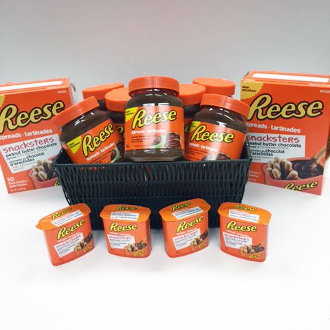 #WIN Reese Spreads Prize Pack! - Ends 10/9/2015 via SnyMed.com! http://www.snymed.com/2015/09/warning-new-reese-peanut-butter.html #contest #canwin