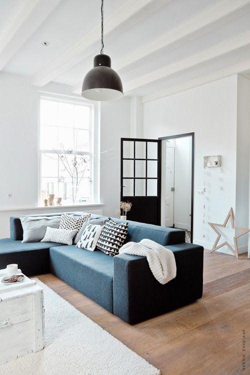 my scandinavian home: A beautiful Dutch stylists home ready for Christmas