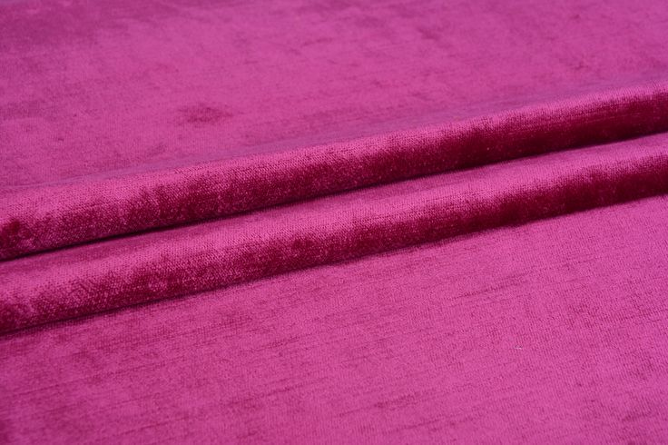 Sargon, a fire retardant upholstery velvet with an elegant shine available in 52 colours.
