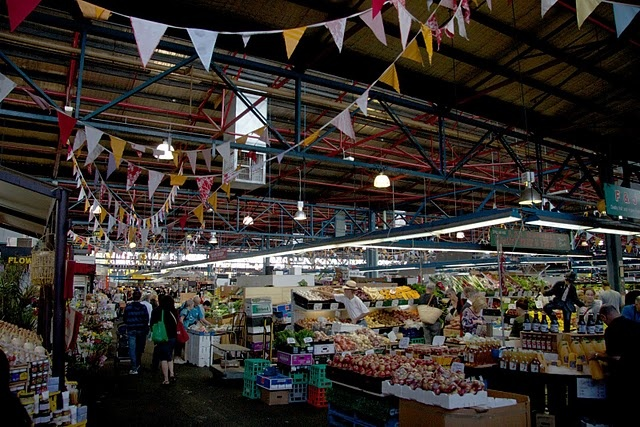 prahan markets in melbourne. need to go there next time i travel to australia.
