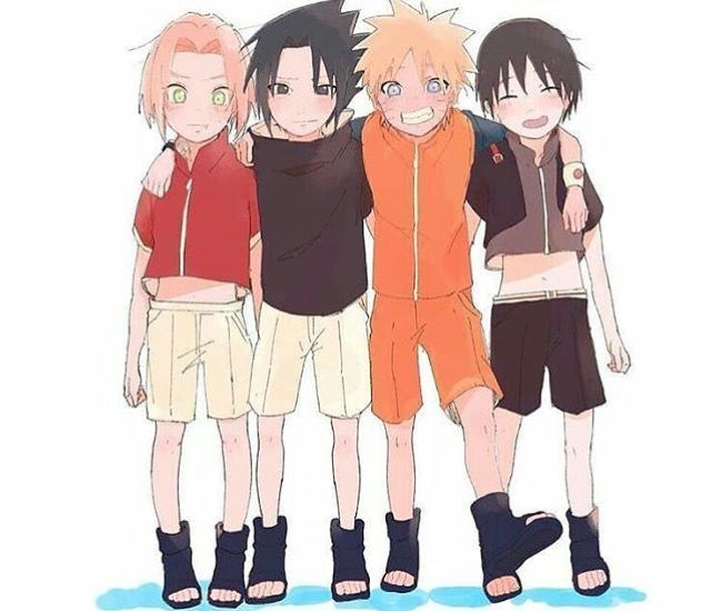 Pin by todoroki doki on Naruto   Naruto cute, Naruto ...