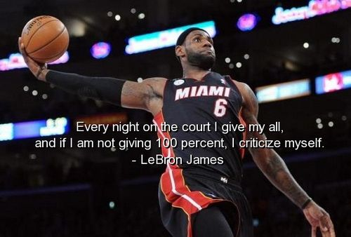 motivational basketball quotes Lebron James Motivational Basketball Quotes for Everyone BodyFitnessLtd specialises in Fitness Regimes targetted at Weight Loss, Cardiovascular Fitness, Strength Training and Muscle Hypotrophy.
