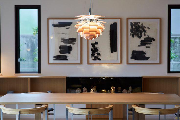 400 best modern dining rooms images on pinterest for Danish design mobel
