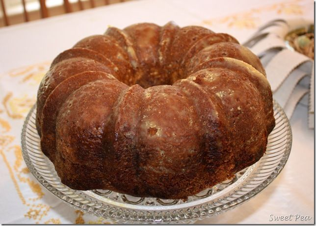 5 Flavor Pound cake--a friend brought one to Bible study and it was delicious, hope this one is too.