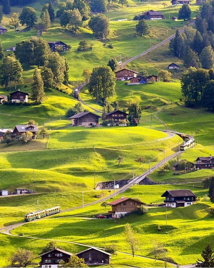 Is there any place that looks more peaceful than Grindelwald? Hardly. Grindelwald isn't only a tranquil little space where life is so wonderfully languid, but also a hometown to Jungfraubahn – a famous mountain railway that is listed as a Swiss heritage site of national significance.