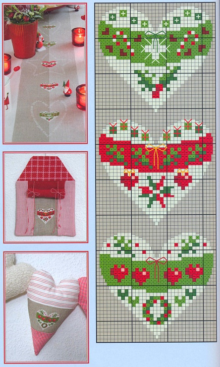 Christmas Cross Stitch Designs