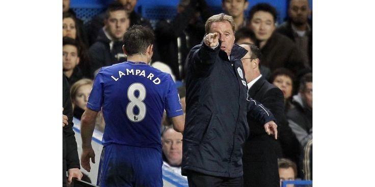 Лэмпард хочет видеть у руля сборной Англии Реднаппа.