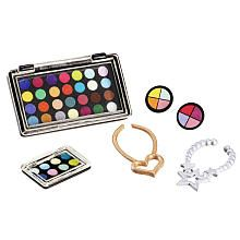 Mi World Collector Pack - Claire's Accessory Set - 4 Makeup Pallets and 2 Necklaces-- I WILL have.