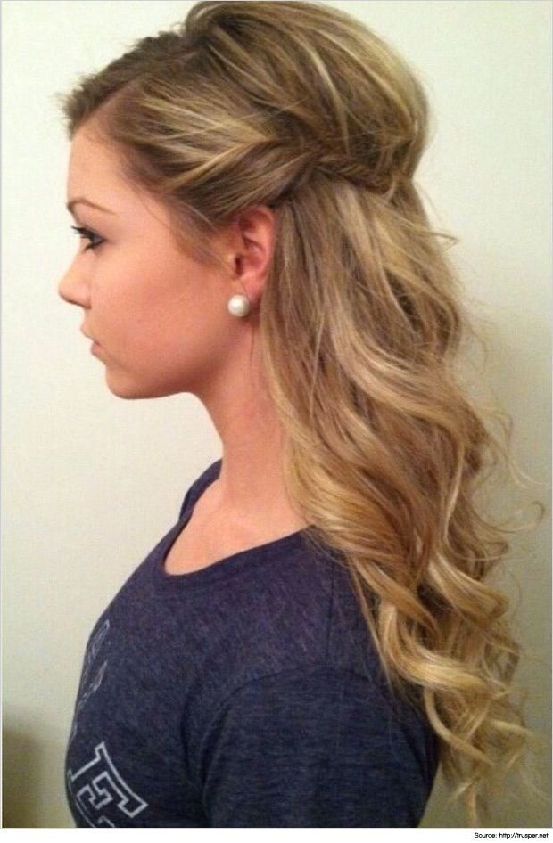 Puff Hairstyles Step By Step Guide Hair Puff