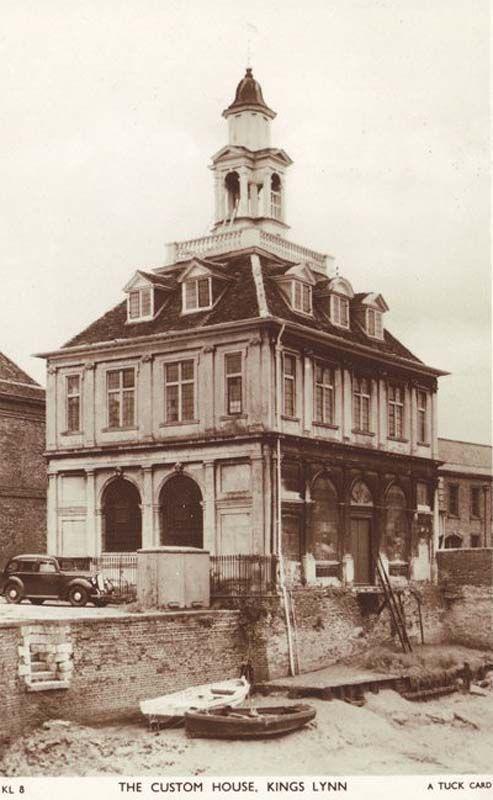 The Custom House, Kings Lynn