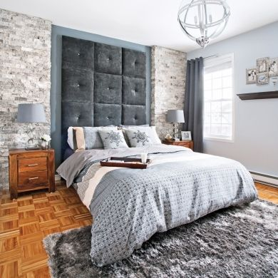 25 best Chambre des maîtres images on Pinterest | Custom in, Room ...