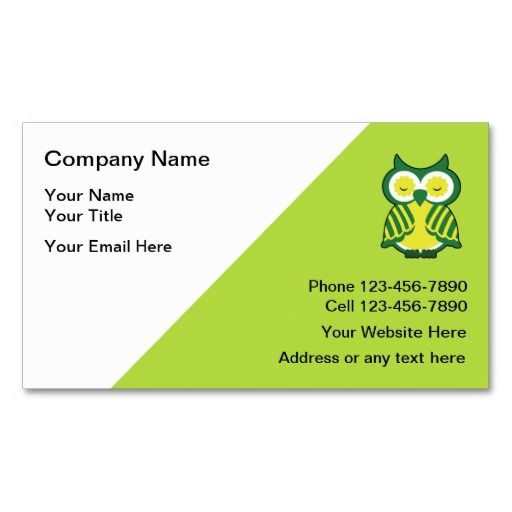 Best Teacher Business Card Templates Images On Pinterest - Teacher business card template