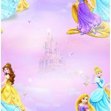 Disney Pretty As A Princess Wallpaper