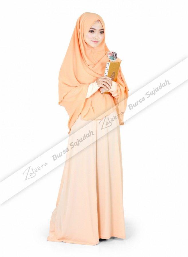 Set busana muslim all size yang terdiri dari gamis berbahan jersey & kerudung sifon berwarna senada ini didesain dengan model loose fit yang leluasa dan nyaman untuk beraktifitas. Selain itu, set syar'i yang pantas untuk berbagai acara ini memiliki pilihan warna turquoise & soft orange yang anggun dan menyejukkan mata.