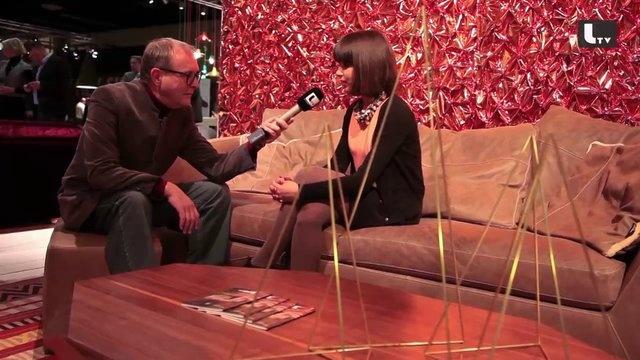 Lifestyle TV war bei der imm cologne 2013 am Stand von Bretz und holte sich Infos zu den Messeneuheiten direkt von den Designern.