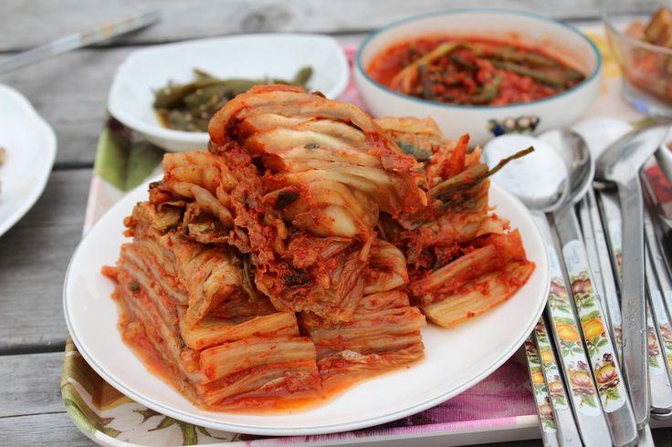 Delikatesa - korejské kimčchi