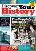 Discover Your History Magazine #geneabloggers #genealogy