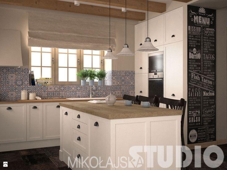 provance design style - zdjęcie od MIKOŁAJSKAstudio - Kuchnia - Styl Prowansalski - MIKOŁAJSKAstudio