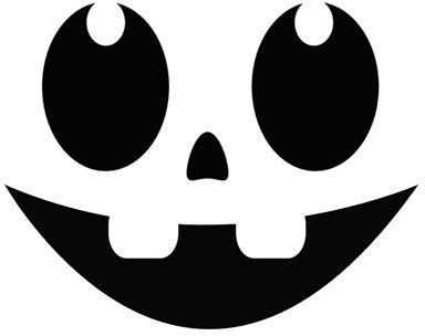 round_eyes Pumpkin Face Free Pumpkin Carving Template