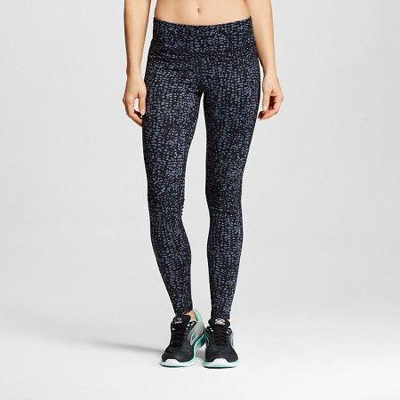 C9 Champion® Women's Performance Leggings - Military Blue Pebble : Target
