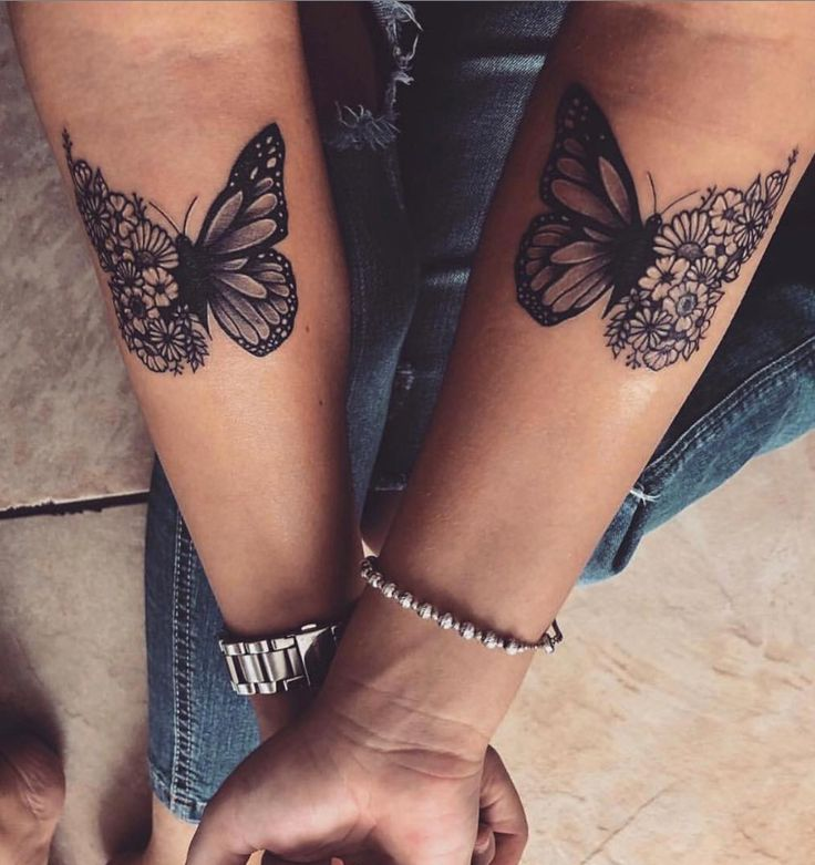 42 Meaningful Matching Couple Tattoo Ideas For Love –