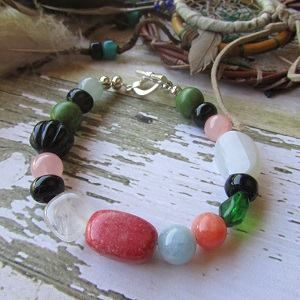 CANYON CREATIONS: Handcrafted Vintage and African Trade Bead Bracele...