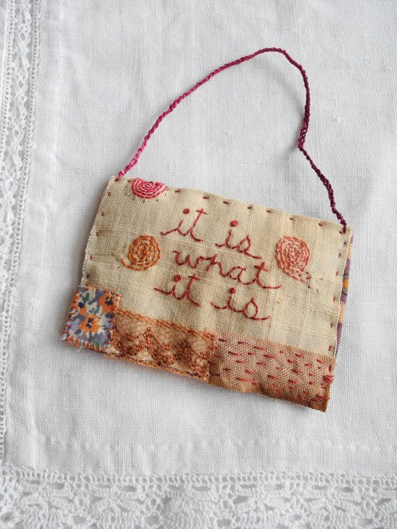 Best images about embroidered script on pinterest art