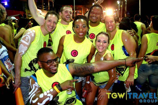 Carnival in Salvador, Bahia #Travel Package #Fun #party