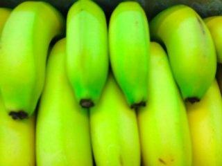 Bananenpizza für 2013. Früher mal in 3 Erlanger Kneipen, heute nur noch im Pleitegeier.