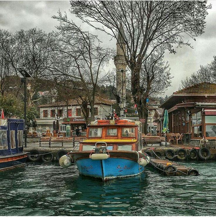 Kanlıca.. Istanbul.. Turkey.. Photo Gülay Kar