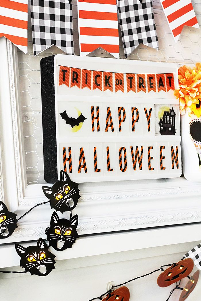 4 Ways to Light Up Your Halloween