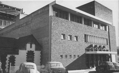 Alexander Theatre Johannesburg, shortly after opening