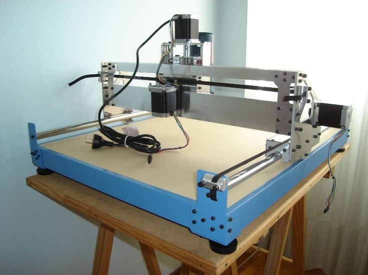 Como Construir un Router CNC Casero » FabricaTuPropioRouterCNC.Com