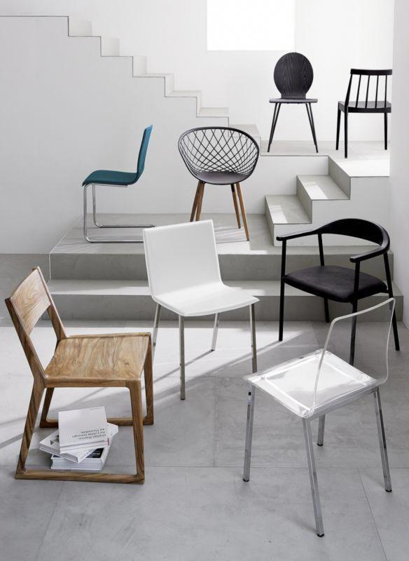 Phoenix Ivory Chair Acrylicchair