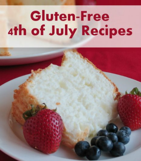 Gluten Free 4th of July Recipes