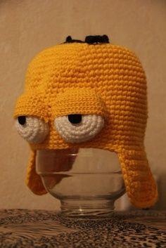 crochet kevin pattern | Crochet Character Hats
