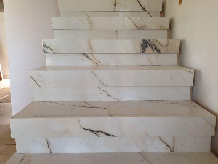 Escadas com porcelanato - veja modelos, dicas e preços! - Decor Salteado - Blog de Decoração e Arquitetura