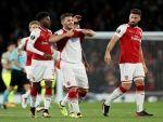 Arsenal hero risks angry backlash after taunting FC Koln with t-shirt celebration