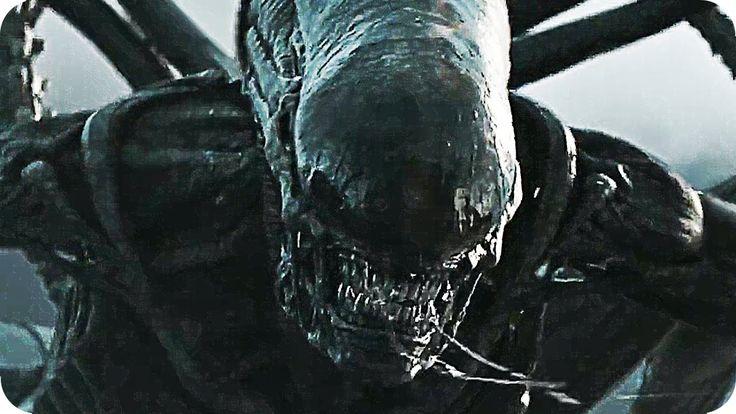 Hier der neue Trailer zu Alien: Covenant , Ridley Scotts Sequel zum 2012er Alien-Prequel Prometheus mit erstem Blick auf gleich zwei neue Aliens, eine Mutation zwischen Tentakelvieh aus dem Vorgänger und einer weiteren, die schon fast beinahe genauso aussieht, wie der Xenomorph aus dem ersten Teil. Headed toward a remote planet on the far side of [ ]