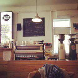 Capital Espresso 1349 Queen Street W, Parkdale, Toronto