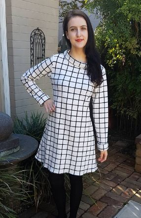 Helena's Coco dress - sewing pattern by Tilly and the Buttons