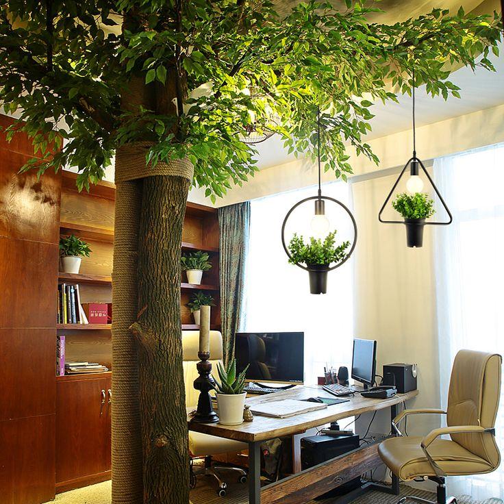Оптовая современные подвесные светильники hanglamp декоративный светильник для ресторанов Столовая Кухня Лампа Эдисона лампы 110V-220V