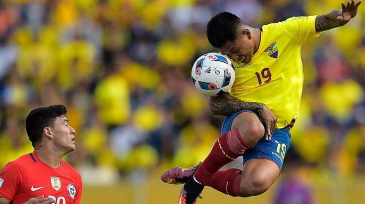 UEFA le da la bienvenida al ecuatoriano Ramírez