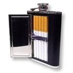 Hip Flask  / Cigarette Case - 14.99