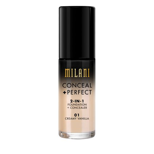 MILANI Conceal + Perfect 2-In-1 Foundation + Concealer - MILANI from Milani UK