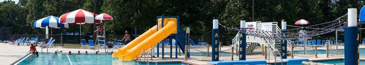 Rollingcrest-Chillum Splash Pool