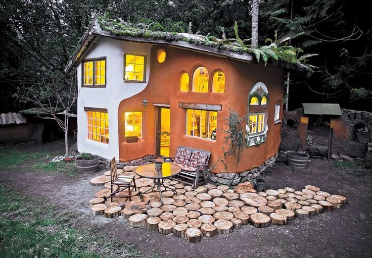 1000 images about amazing homes on pinterest off the for Straw bale house cost per square foot