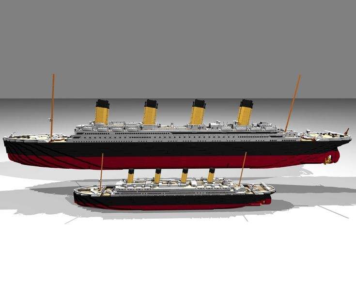 lego titanic building instructions